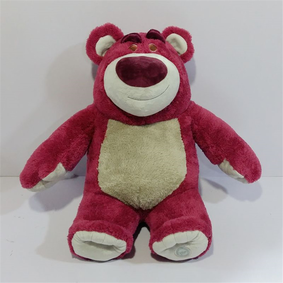 8 Disney Figures Toy Story Rex Lotso Hugs Bear Chunk Face Changes Trixie Sprarks