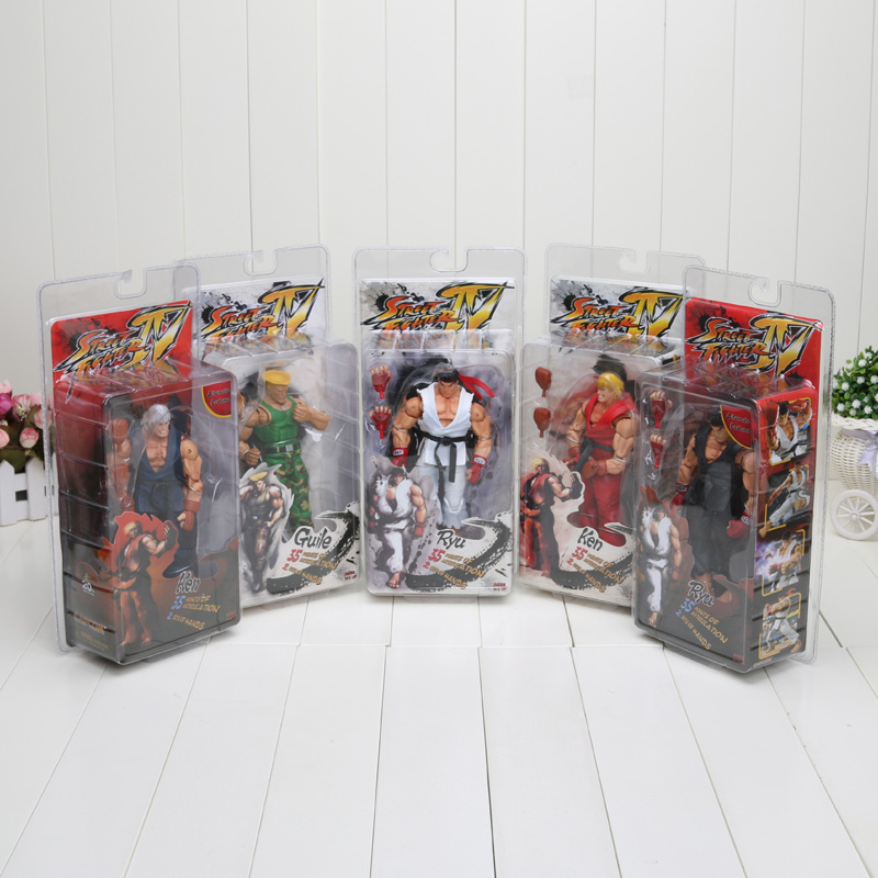 Compare Prices on Street Fighter Figure- Online Shopping