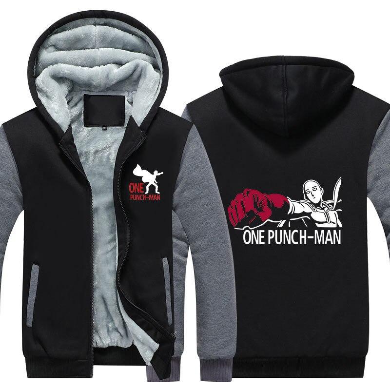 One Punch Man Hoodies Anime One Oppai Hoodies Tide Brand Skateboards Swag Sweatershirt Harajuku Pullover Sudaderas Hombre 6605 Hoodies & Sweatshirts