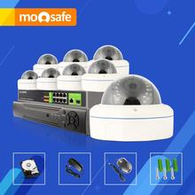 CCTV 8ch POE 2.0mp 1080P Network Security IP Camera 8channel 1080p NVR System 8ch POE NVR Kit home video surveillance system 2TB