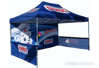Outdoor Trade Show Folding Aluminum Gazebo Tent, aluminium Event Tent marquee with full color printing your logo and graphic