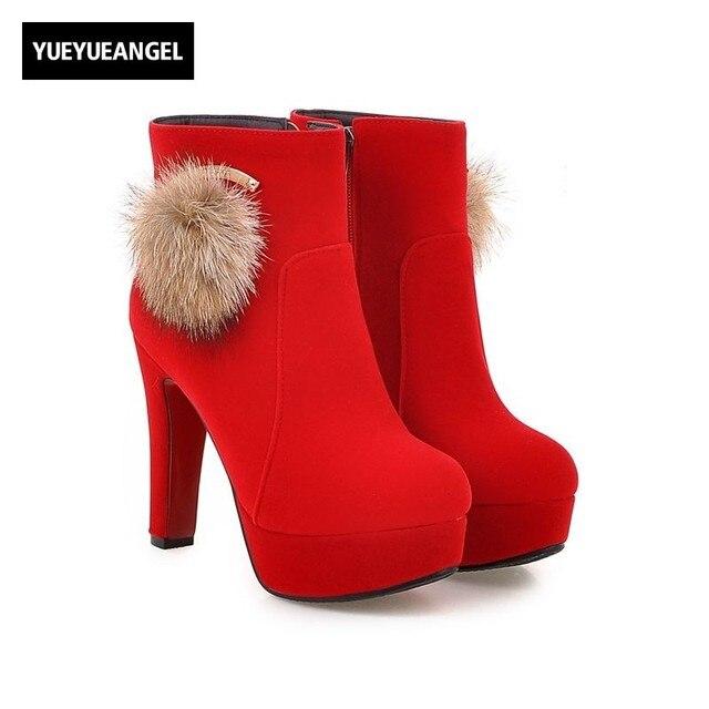 Zapatos rojos Polar para mujer ksvOzsi