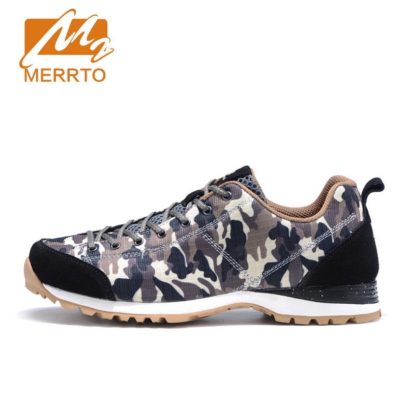 MERRTO Brand  summer new breathable and comfortable outdoor sport shoes for Men high quality light sneaker Men#MT18666 peak sport men outdoor bas basketball shoes medium cut breathable comfortable revolve tech sneakers athletic training boots