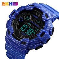 SKMEI Watch Men Digital Sport Men Wristwatches reloj hombre Two Time Chrono Alarm Hour Clock Fashion relogios Man Top Brand 1472