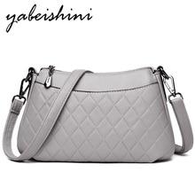 Women Bags for shoulder luxury handbags Women Gray tote Messenger Bags Shoulder leather Female Crossbody Bags Bolsa Feminina New стоимость