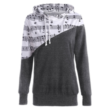 Musically Hoodie For Women