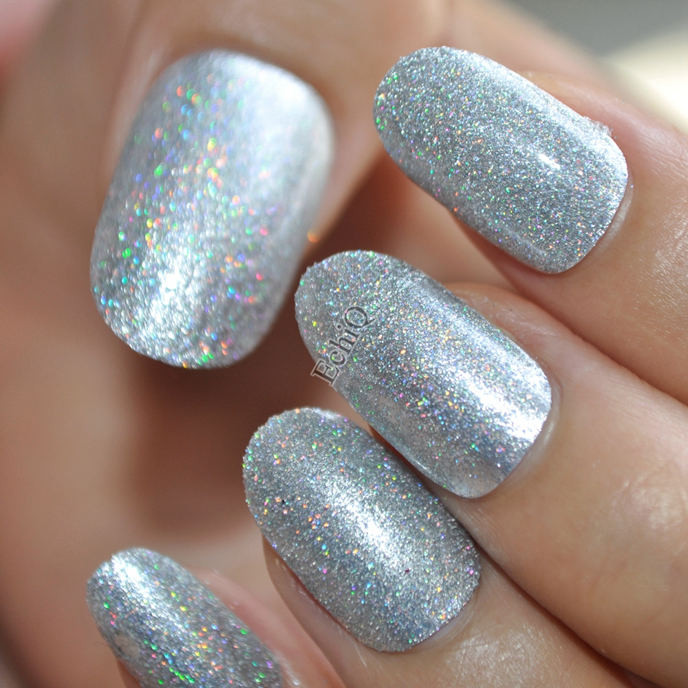 Aliexpress Buy Holographic Silver Small Nail Art Glitter