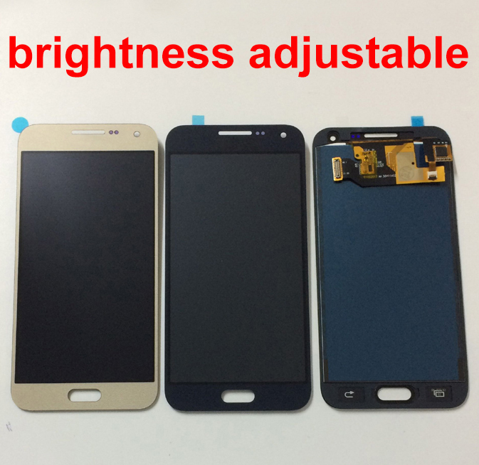 LCD Monitor Lcd-Display SM-E500F Samsung Galaxy Digitizer-Assembly Touch-Screen