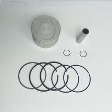 Детали двигателя мотоцикла поршневой комплект колец 70 мм для