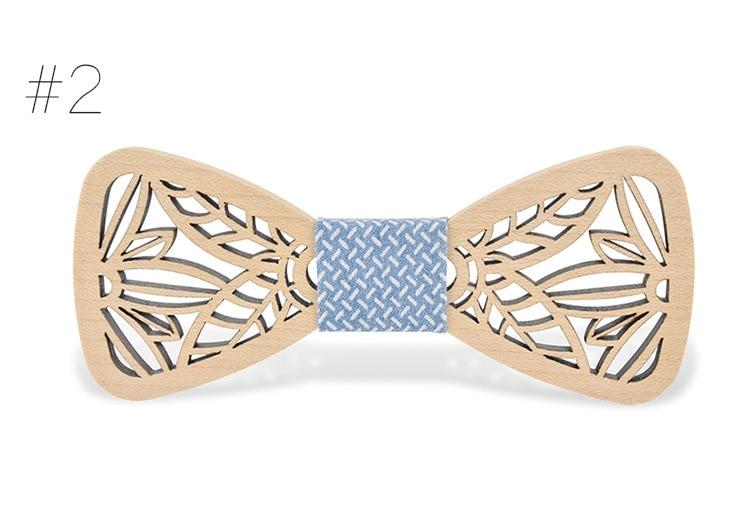 Haben Sie Einen Fragenden Verstand Bowtie Handgemachte Individuelle Massivholz Fliege Kreative Hochzeit Holz Bowtie Krawatte Attraktive Mode