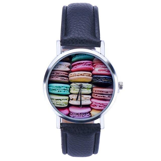 Zegarek damski Macarons różne kolory