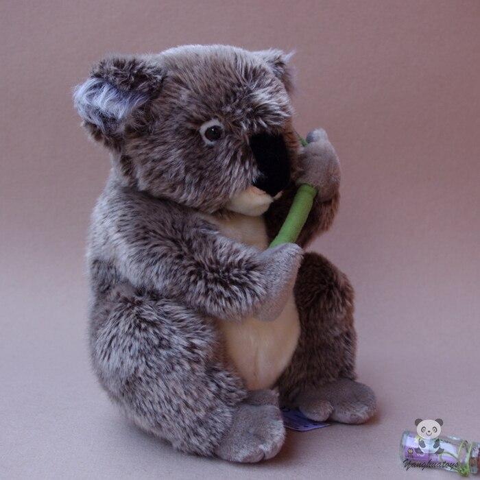 Big Koalas Doll Toy Simulation Plush Animals Stuffed Children S Toys Gifts Pillow Koalas