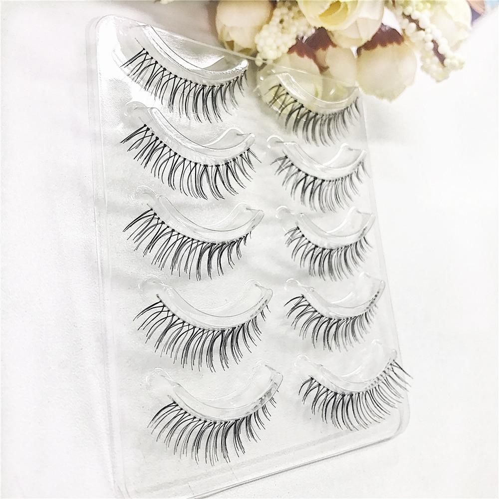 Big Eye's Secret 3D Mink Wimpers Double Wispies Herbruikbare Mink - Make-up
