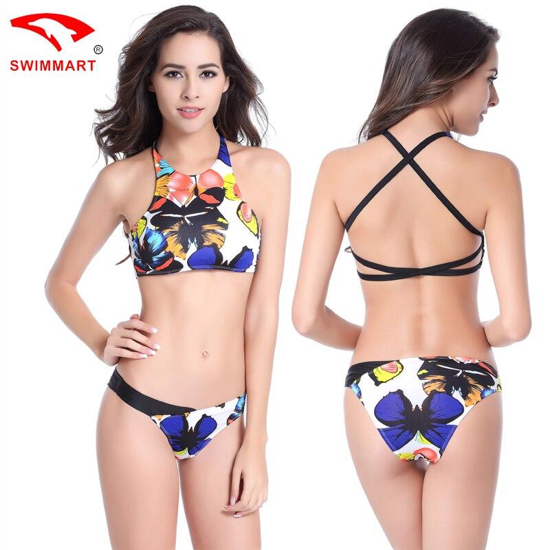 swimmart maillot de bain femme 2017 bikini set donne costume da bagno femminile costume da bagno