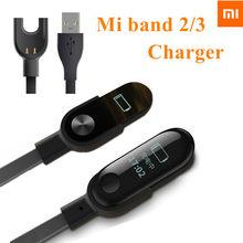 Зарядные устройства для Xiaomi Mi Band 2 3 4 5 зарядное устройство кабель для передачи данных Док-станция зарядный кабель USB зарядное устройство лин...
