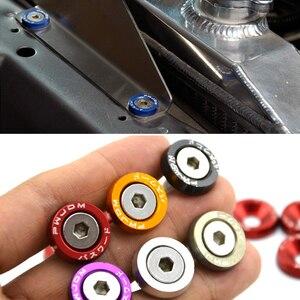 Car modification M6 screw engi