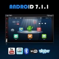Четырехъядерный Автомобильный Электронный Авторадио 2din android автомобильный dvd плеер Стерео gps навигация wifi + Bluetooth + радио + 3g + ТВ (опция)
