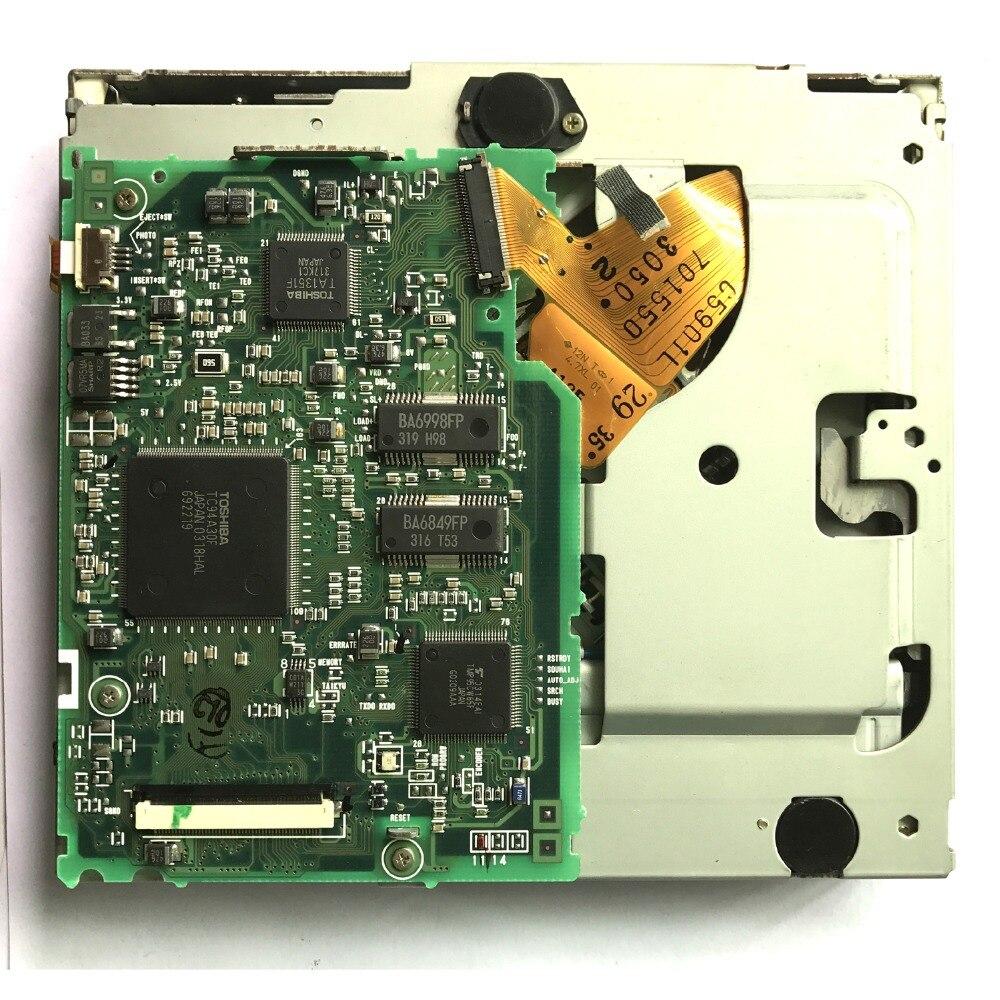 100% original and tested good quality DV-01 DV-01-11D DV-01-26C DV-01-27C single dvd navigation systems d6218 01
