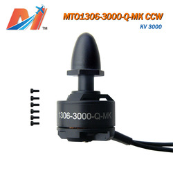 Maytech 3000KV 1306 Brushless motor With CCW thread on Shaft for for Multi-rotors