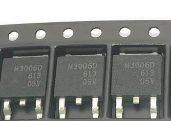 10 sztuk partia M3006D QM3006D tranzystor polowy n-kanałowy 30V 80A łatka TO-252 w magazynie tanie i dobre opinie CazenOveyi Nowy Other International standard esp8266 DC-DC amplifie esp32 dht22