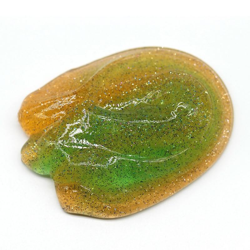 DIY Glitter Crystal Slime 13
