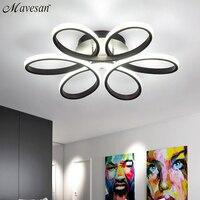 Led Modern Chandelier Lighting lamp Novelty Lustre Lamparas ceiling Lamp for Bedroom Living Room luminaria Indoor Light
