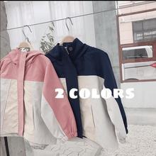 Детская одежда для девочек с капюшоном пальто пэчворк весна-осень, новая свободная одежда, верхняя одежда для детей для маленьких девочек детская одежда топы ws924