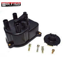 WOLFIGO дистрибьютор крышка ротор распределителя для Honda/Accord/Civic/Acura 30102P54006, 30103P08003