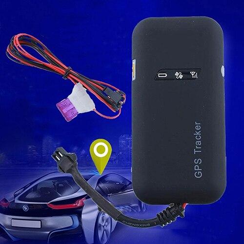 imágenes para Nueva Llegada GT02/TK110 GSM/GPRS/GPS Vehículo Tracker Car Moto Localizador de Seguimiento de Localización
