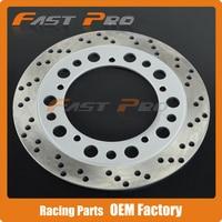 296MM Front Brake Disc Rotor For HONDA NV400 Steed 92 97 VT600 CN SHADOW VT 600 93 00