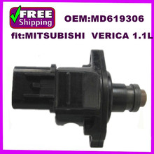 Oem md619306 e9t15372 воздушного клапана регулятора холостого хода для mitsubishi верица 1.1l