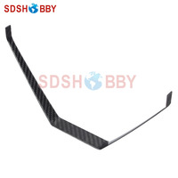 New Carbon Fiber Landing Gear for EXTRA260 150cc Gasoline Airplane with 3K Treatment