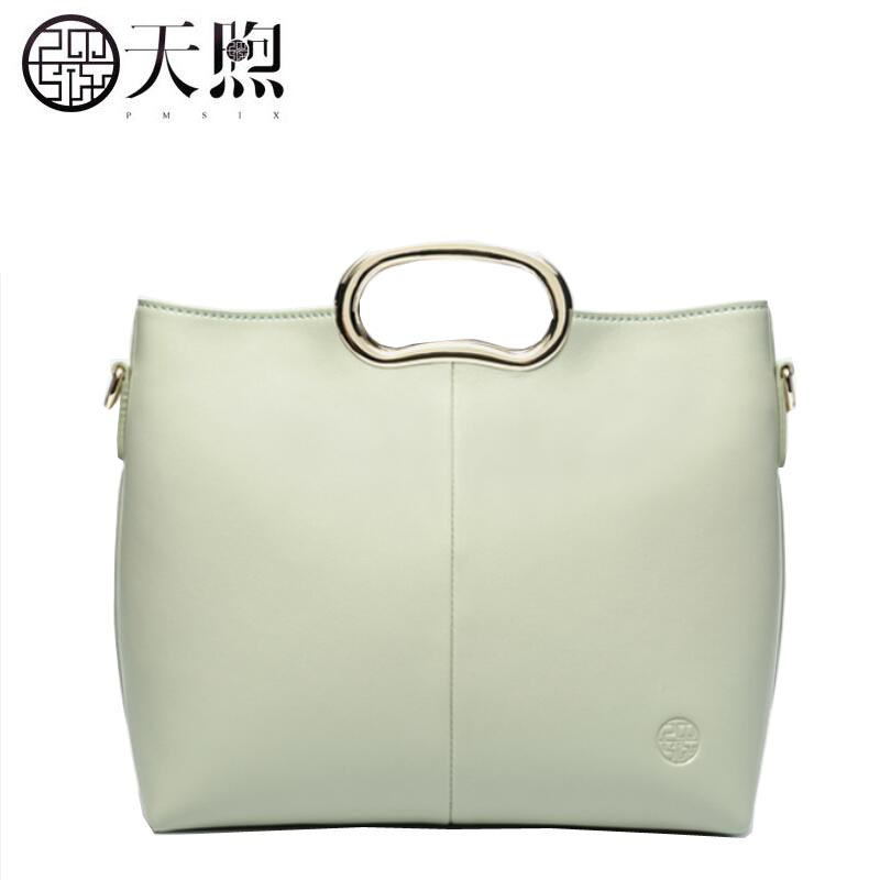 Leder Chinesischen Mode Green Atmosphäre dark Neue Frau 2018 Handgefertigte Femal Handtasche Green Stickerei Stil Suxiu Pmsixsummer Tasche Original Light aq0waP