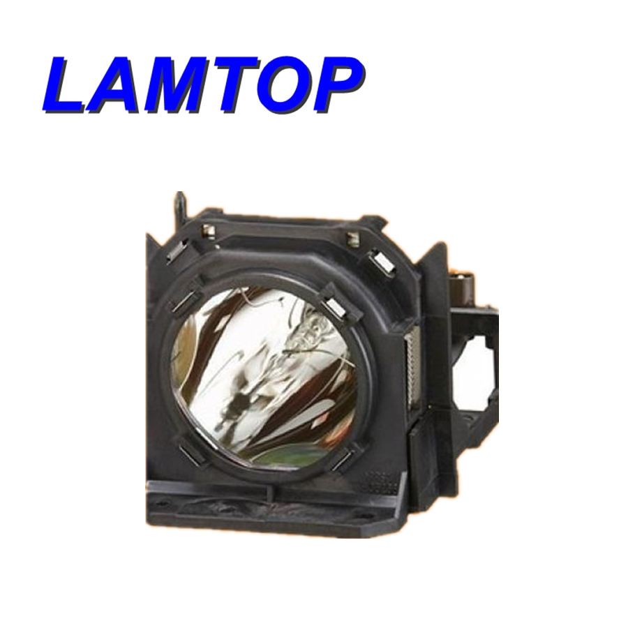 Compatible projector bulbs /projector lamps with housing ET-LAD10000    fit for  PT-D10000 PT-DW10000 projector bulb et lab10 for panasonic pt lb10 pt lb10nt pt lb10nu pt lb10s pt lb20 with japan phoenix original lamp burner