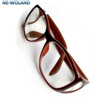Front & side 0.5mmPb X-ray protective lead spectacles Radiation protection  X-ray examination of eye protective goggles