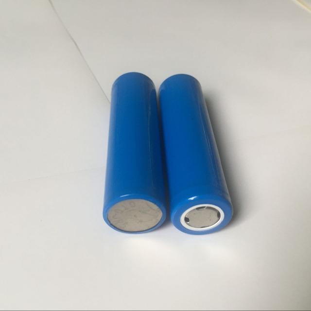 2PCS Real Full 2600MAH Capacity rechargeable 18650 original Battery 3.7v rechargable Li-ion Battery 18650 Battery