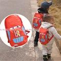 ГОРЯЧЕЙ ПРОДАЖИ Автомобили Школа мешок Дети рюкзаки дети Мальчики Девочки мешки ребенка детский сад школу рюкзак