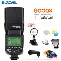 TT685S Godox TTL HSS GN60 Speedlite Flash for Sony A7 II A7R A7S A7RII A7SII A6300 A6500 A6100 A6000 NEX 7 NEX 6 NEX 5R NEX 5T