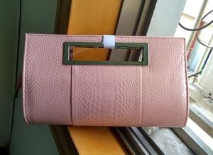 Luxury Alligator Leather Clutch  6