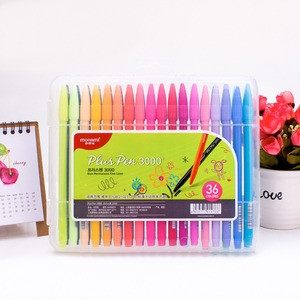 Image 5 - Art Marker Pen Watercolor Pen Set Medium & Fine Tip,Water Based Coloring Markers,Rich and Vibrant Colors Perfect for Adult Color