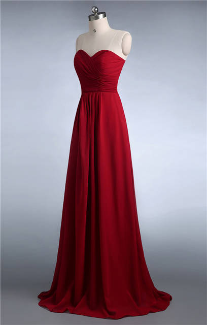 Online Shop ZJ0039 dusty rose pink light yellow dark teal silver grey strapless  bridesmaid dress maxi plus size fashion design  5b66a80a1d78