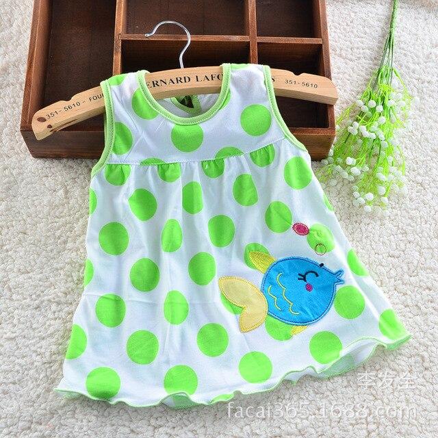 712ac12c1 Baby Dresses Girls Infant Clothing 0 2years Girls Infant Cotton ...