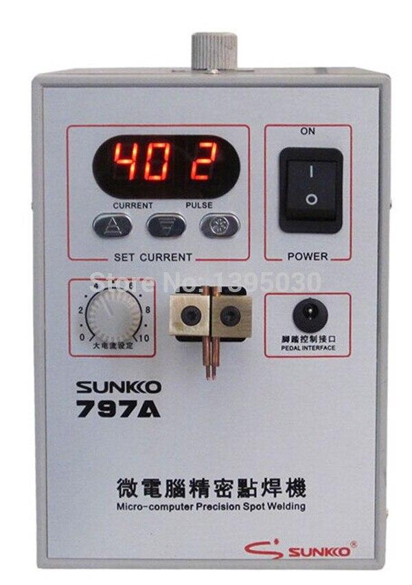 ⑤797a микро-компьютер <b>single</b>/dual/16 импульса точечной ...