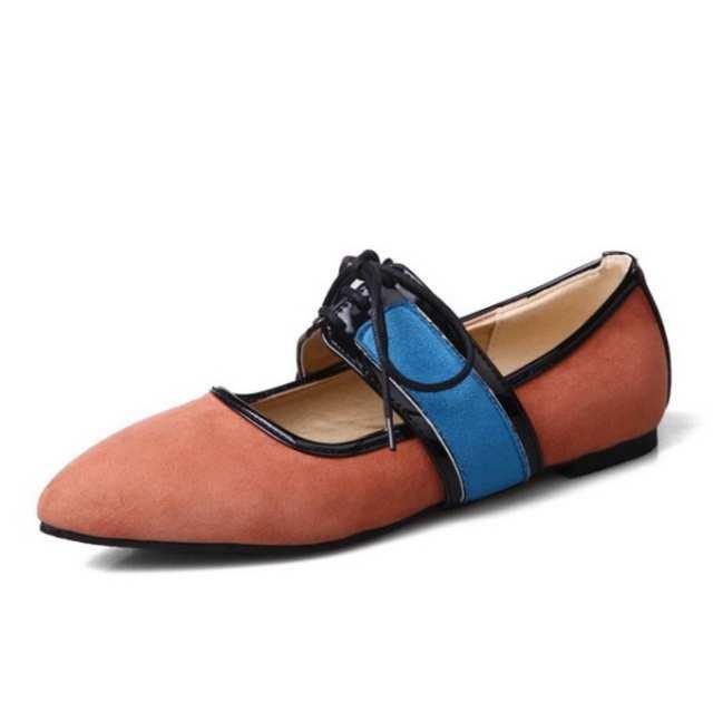 KemeKiss Women Flats Mary T-Strap Shoes