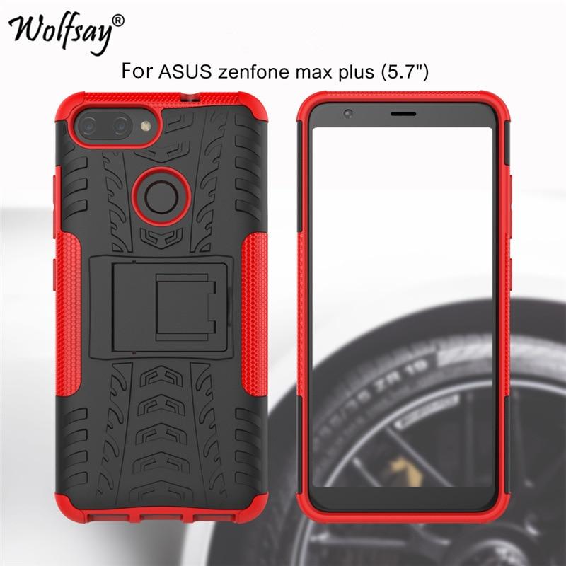 Phone-Case X018D ZB570TL Thick Asus Zenfone Silicone Max-Plus Luxury for X018d/Luxury/Thick/Silicone