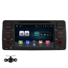 Android 5.1 Coches Reproductor de DVD para BMW E46 3 Series de 7 pulgadas Quad Core Auto Radio Stereo Headunit Navegación GPS Bluetooth Espejo Enlace