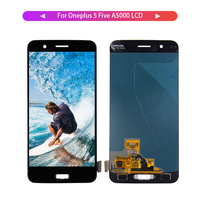 For Oneplus 5 1+ Oneplus Five A5000 LCD Display Digitizer Screen Touch Panel Sensor Assembly 1920*1080 Replacement Parts