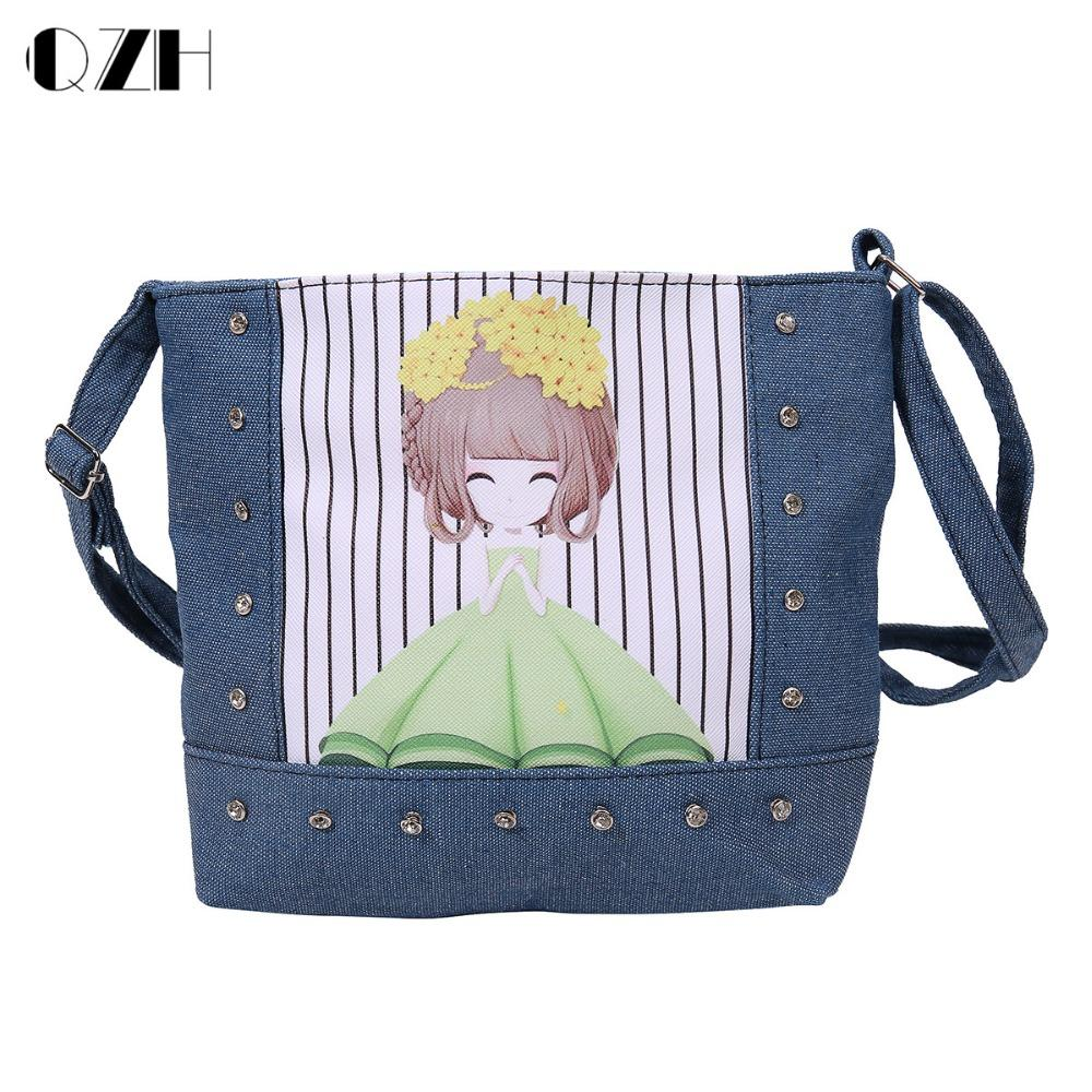 4cd80917c591 Women Printing Handbags Girls School Bags Children Kindergarten Boys Cute Kids  Bookbag Baby Nursery Mini Bag