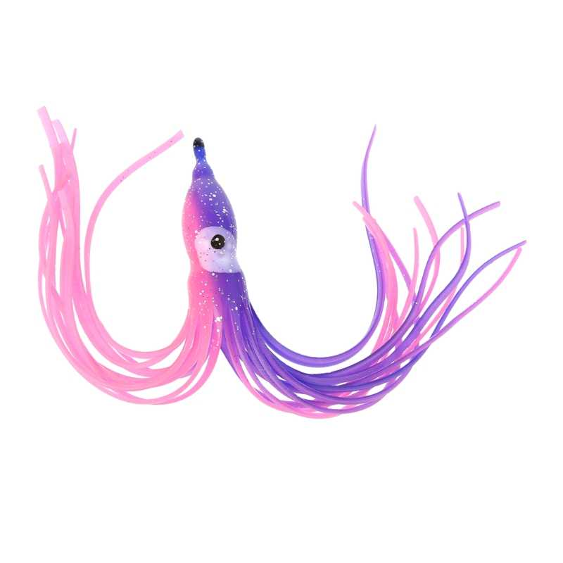 Leurre artificiel souple 15cm calmar pieuvre nageurs accessoires de poisson appât souple/calmar/pieuvre appât de pêche