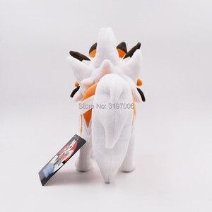 Image 4 - 21*27 cm Nuovo Arrivo PP Del Fumetto lycanroc Anime Morbido Peluche Giocattoli Animali di Peluche Bambole Del Regalo Del Fumetto Per I Bambini i bambini Il Trasporto Libero